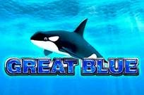 Онлайн автомат Прекрасная Синева