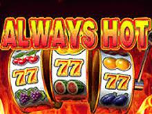 Онлайн автомат Always Hot от компании Novomatic
