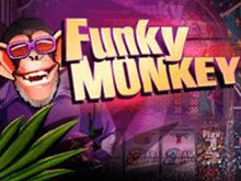 Автомат Funky Monkey на сайте Вулкан Вегас