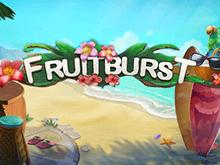 Прибыльный фруктовый слот с крупным джекпотом Fruitburst