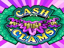 Cash Clams от Microgaming – азартный автомат с максимальными коэффициентами