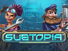 Subtopia от Netent – игровой автомат с реальными выплатами