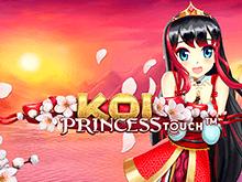 Koi Princess от Netent азартная игра на мультифункциональном аппарате