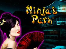 Увлекательный сюжет и крупные выигрыши в автомате Путь Ниндзя
